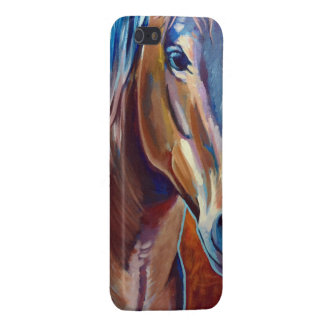 A Good Horse Case Savvy iPhone 5 Glossy Finish Cas Case For iPhone 5/5S