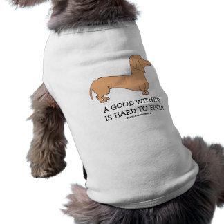 A Good Wiener is Hard to Find Doggie Tank Top