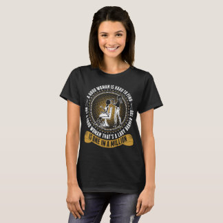 A Good Woman Is Hard To Find Lady Barber T-Shirt