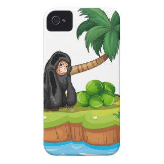 A gorilla in the island Case-Mate iPhone 4 case