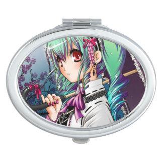 A Gothic Night Compact Mirror Manga