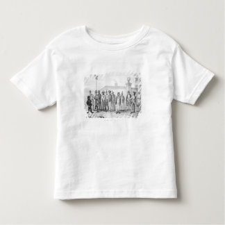 A Government Jail Gang Toddler T-Shirt