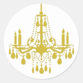 A Grand Ballroom Sticker
