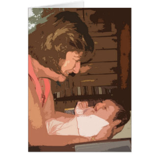 A Grandmother's Love - Card