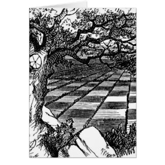 A Great Huge Game of Chess Card