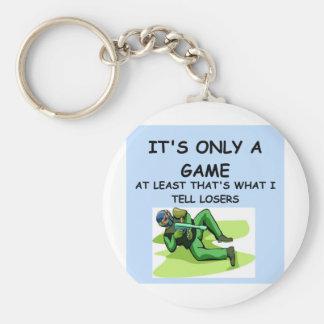 a great joke about winning keychain