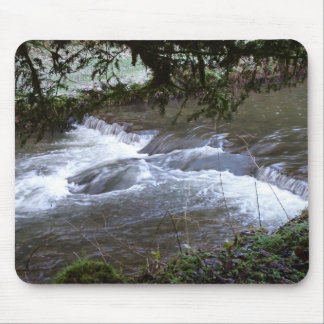 a great little picture of a little waterfall mouse mat