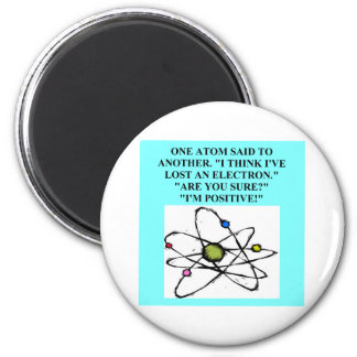A Great Physics Design 6 Cm Round Magnet
