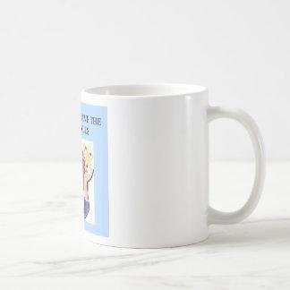 A Great Physics Design Basic White Mug