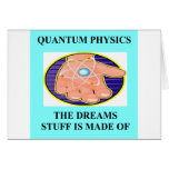 A Great Physics Design Greeting Cards