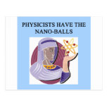 A Great Physics Design Post Cards