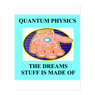 A Great Physics Design Postcard