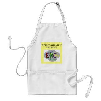 A Great Physics Design Standard Apron