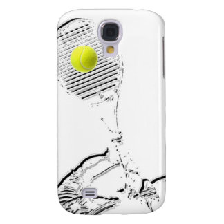 A great Tennis Lover Design Galaxy S4 Case