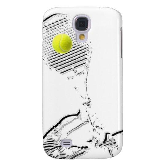 A great Tennis Lover Design Galaxy S4 Case