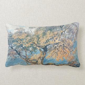 A Great Tree Joseph Mallord William Turner art Cushion
