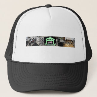 A great way to show your love for barn find bikes trucker hat