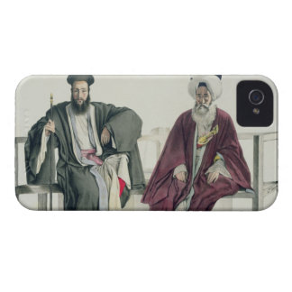 A Greek Priest and a Turk, engraved by the Thierry iPhone 4 Case