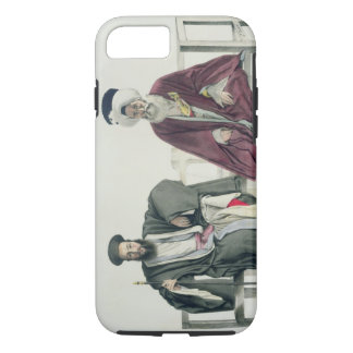 A Greek Priest and a Turk, engraved by the Thierry iPhone 8/7 Case