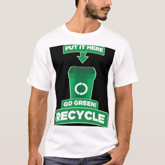 A Green Guy T-Shirt