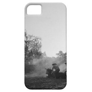 A group of Mexican charros bullfighters twist iPhone 5 Cover