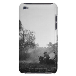 A group of Mexican charros bullfighters twist iPod Touch Cover