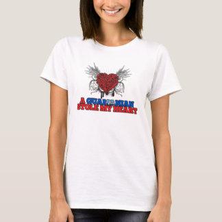 A Guamanian Stole my Heart T-Shirt