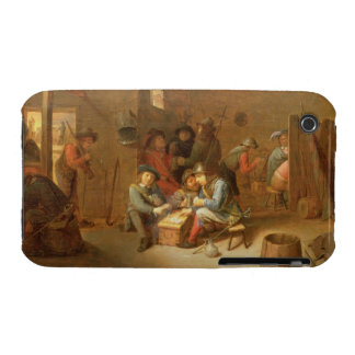 A Guardroom Interior with Soldiers playing Cards ( iPhone 3 Cover
