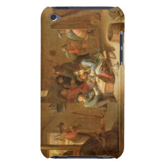 A Guardroom Interior with Soldiers playing Cards ( iPod Touch Cover