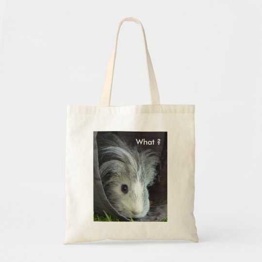 A guinea pig called Pixle tote bag ,