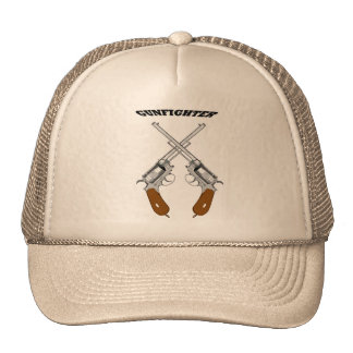 A GUN FIGHTER CAP