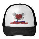 A Haitian Stole my Heart Cap