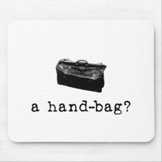 A Handbag? Mouse Pads