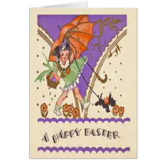 A Happy Easter Card