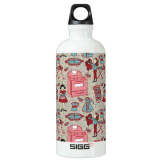 A Happy Household Water Bottle