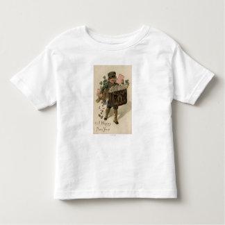 A Happy New YearIrish Mail Boy Toddler T-Shirt