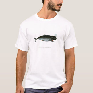 A Happy Sperm Whale T-Shirt
