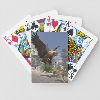 A Hare of a Chance Bicycle Playing Cards