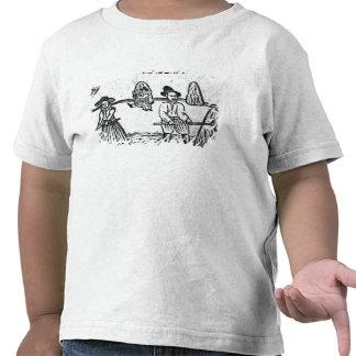 A Harvesting Scene Shirt