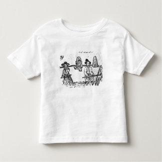 A Harvesting Scene Tshirt