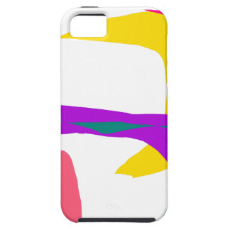 A Hat Blown Away by the Wind iPhone 5 Case