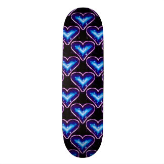 A Heart Pattern 3 Skateboards