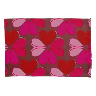 A Heartfelt Flower Pillowcase