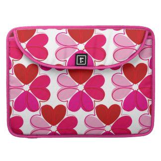 A Heartfelt Flower Sleeve For MacBook Pro