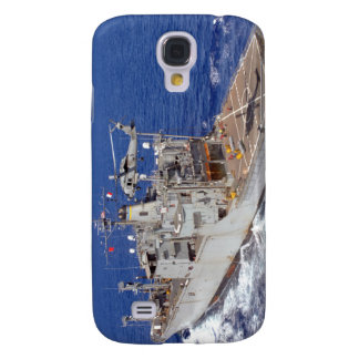 A helicopter clears the flight deck samsung galaxy s4 case