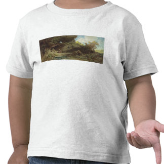 A Hermit in the Mountains T-shirts