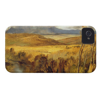 A Highland Landscape, c.1825-35 (oil on board) iPhone 4 Covers