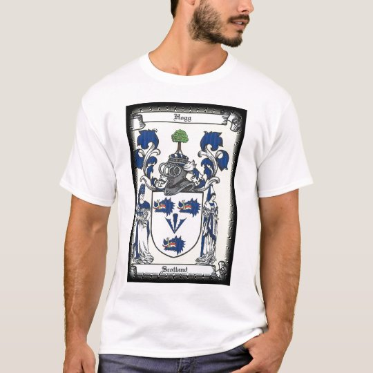 A HOGG Coat of Arms T-Shirt