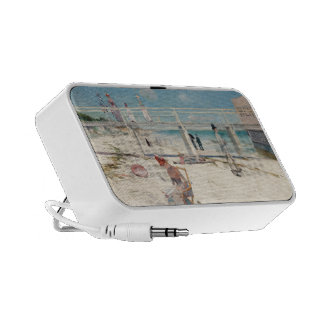A Holiday at Mentone - Charles Conder PC Speakers