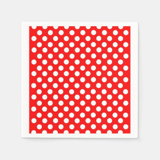 A Holiday Gathering Christmas Party Paper Napkins